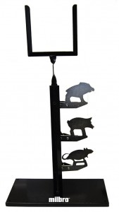 MILBRO FLIP ANIMAL & 14CM TARGET HOLDER