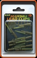Adjustable Lead Clips